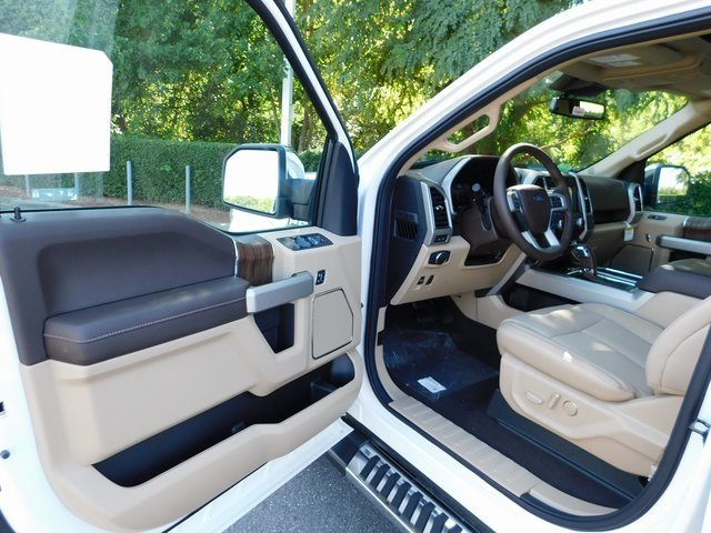 2018 Ford F-150 Lariat 4 Door Automatic Truck 3.0L Diesel Turbocharged Engine