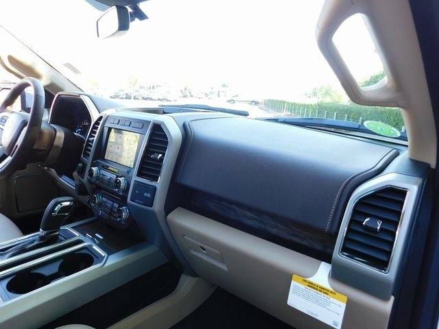 2018 Ford F-150 Lariat Automatic 4X4 3.0L Diesel Turbocharged Engine