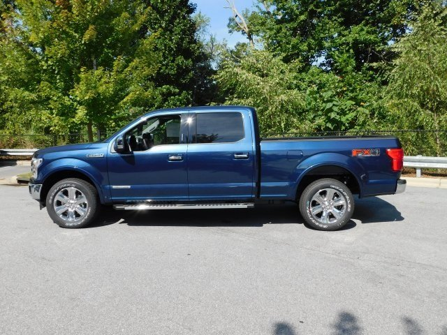 2018 Ford F-150 Lariat Automatic 3.0L Diesel Turbocharged Engine 4X4