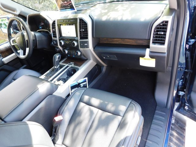2018 Ford F-150 Lariat 4 Door 3.0L Diesel Turbocharged Engine Automatic Truck