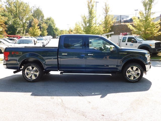 2018 Ford F-150 Lariat 4 Door Automatic Truck 3.0L Diesel Turbocharged Engine 4X4