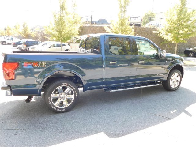 2018 Ford F-150 Lariat 4 Door Truck 3.0L Diesel Turbocharged Engine