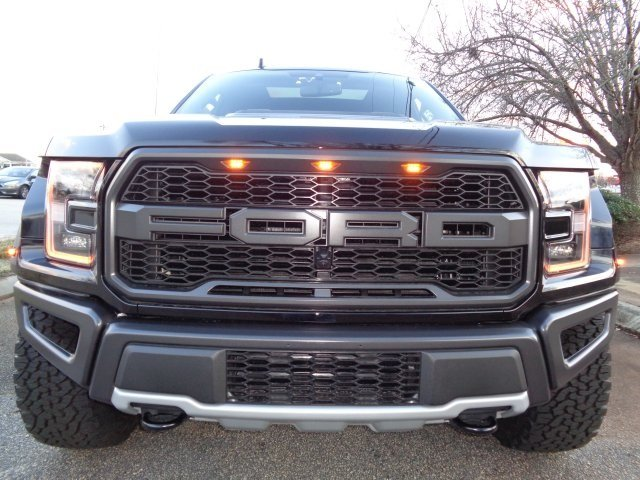 2019 Agate Black Metallic Ford F-150 Raptor 4 Door 4X4 Truck Automatic