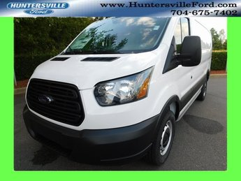 2019 Oxford White Ford Transit-250 Base RWD 3.7L V6 Ti-VCT 24V Engine Automatic