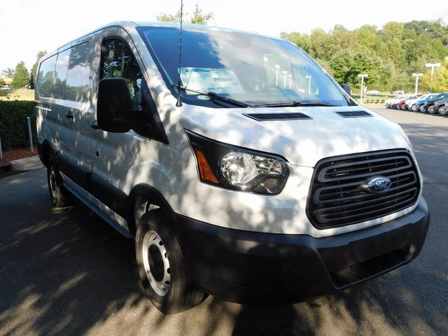 2019 Oxford White Ford Transit-250 Base RWD Van Automatic