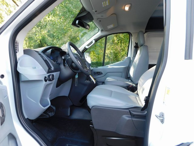 2019 Oxford White Ford Transit-250 Base 3.7L V6 Ti-VCT 24V Engine 3 Door Van Automatic