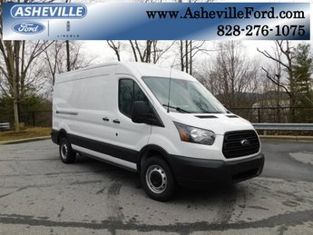 2019 Ford Transit-250 Base 3.7L V6 Ti-VCT 24V Engine 3 Door RWD Automatic Van