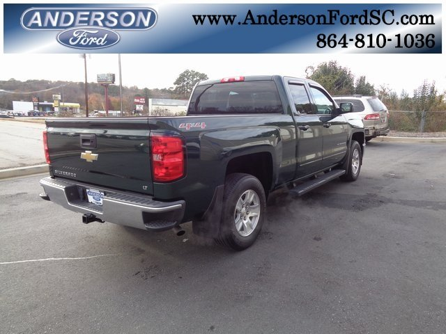 2015 Chevy Silverado 1500 LT 4 Door 4X4 EcoTec3 4.3L V6 Engine Automatic Truck