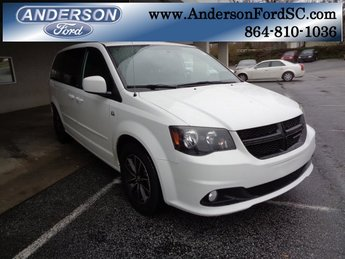 2014 Dodge Grand Caravan SXT FWD Automatic 4 Door 3.6L V6 24V VVT Engine