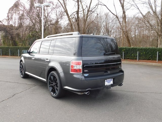 2019 Magnetic Ford Flex SEL FWD 4 Door Automatic 3.5L V6 Ti-VCT Engine