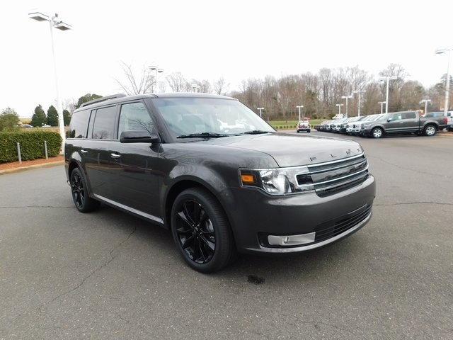 2019 Ford Flex SEL 4 Door FWD 3.5L V6 Ti-VCT Engine