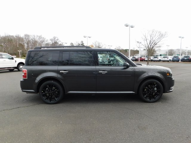 2019 Magnetic Ford Flex SEL Automatic FWD 3.5L V6 Ti-VCT Engine SUV