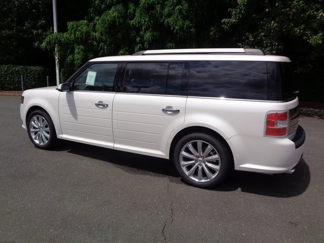 2018 Ford Flex Limited 4 Door FWD Automatic 3.5L V6 Ti-VCT Engine