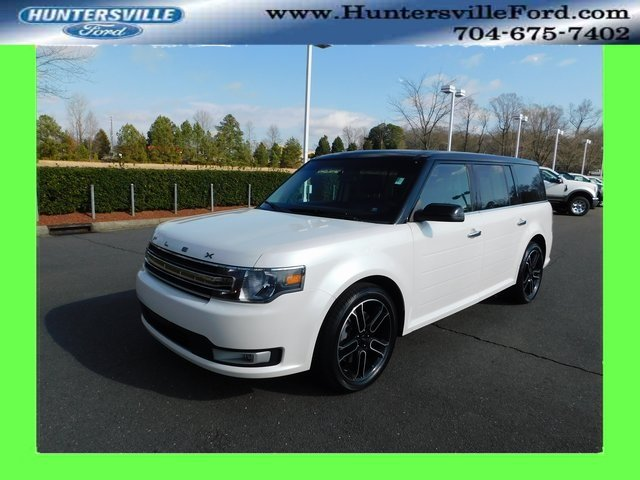 2015 Ford Flex SEL SUV AWD 3.5L V6 Ti-VCT Engine 4 Door Automatic