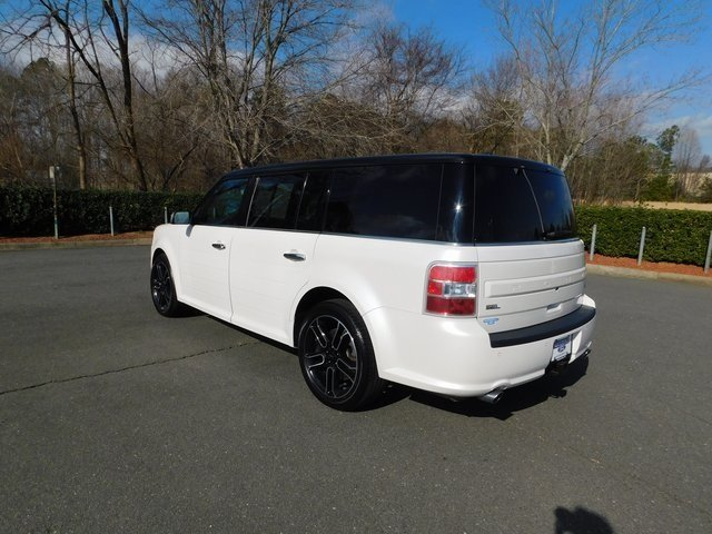 2015 Ford Flex SEL 3.5L V6 Ti-VCT Engine SUV Automatic AWD 4 Door