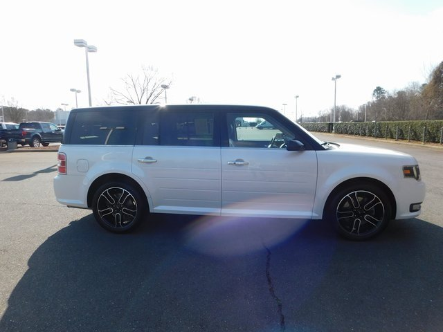 2015 Ford Flex SEL 4 Door Automatic SUV 3.5L V6 Ti-VCT Engine AWD