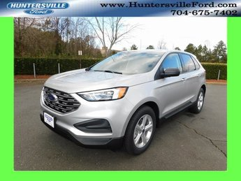 2019 Ingot Silver Metallic Ford Edge SE SUV Automatic 2.0L Engine FWD