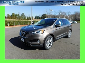 2019 Ford Edge Titanium 4 Door SUV Automatic FWD 2.0L Engine