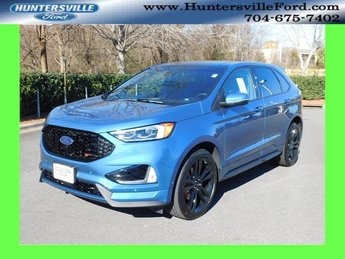 2019 Ford Edge ST EcoBoost 2.7L V6 GTDi DOHC 24V Twin Turbocharged Engine Automatic SUV AWD 4 Door