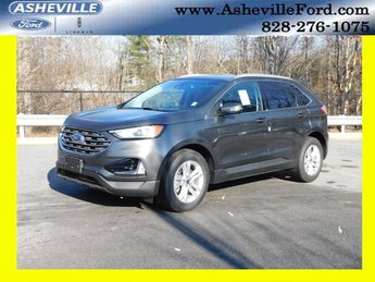 2019 Magnetic Metallic Ford Edge SEL Automatic 4 Door 2.0L Engine SUV AWD