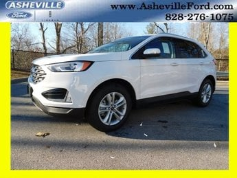 2019 Ford Edge SEL Automatic 4 Door 2.0L Engine AWD