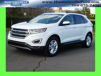 2015 Ford Edge SEL SUV Automatic FWD EcoBoost 2.0L I4 GTDi DOHC Turbocharged VCT Engine