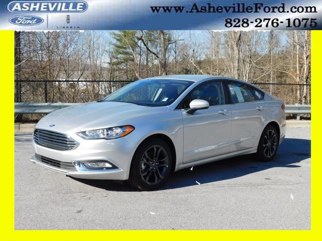 2018 Ingot Silver Metallic Ford Fusion S FWD I4 Engine Automatic Sedan