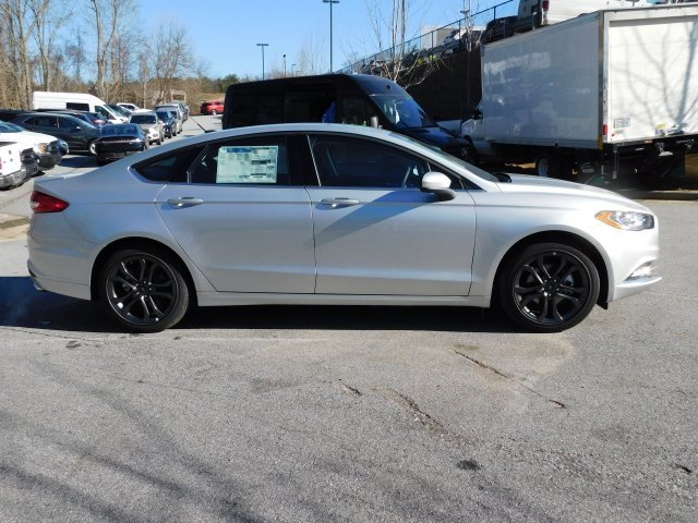 2018 Ford Fusion S Automatic I4 Engine 4 Door FWD Sedan