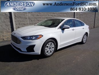 2019 Ford Fusion S Automatic FWD Sedan