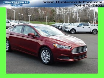 2014 Sunset Metallic Ford Fusion SE FWD 2.5L iVCT Engine Sedan 4 Door Automatic