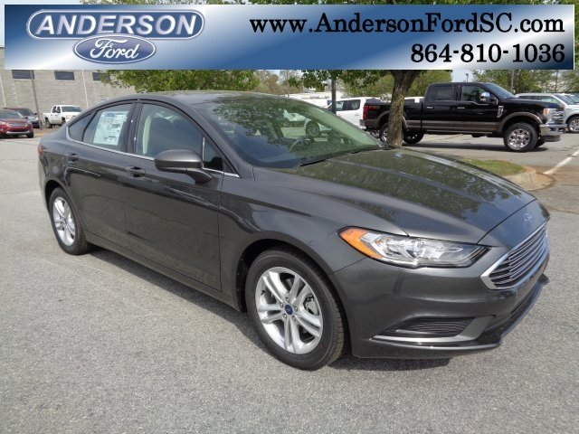 2018 Ford Fusion SE Automatic Sedan FWD