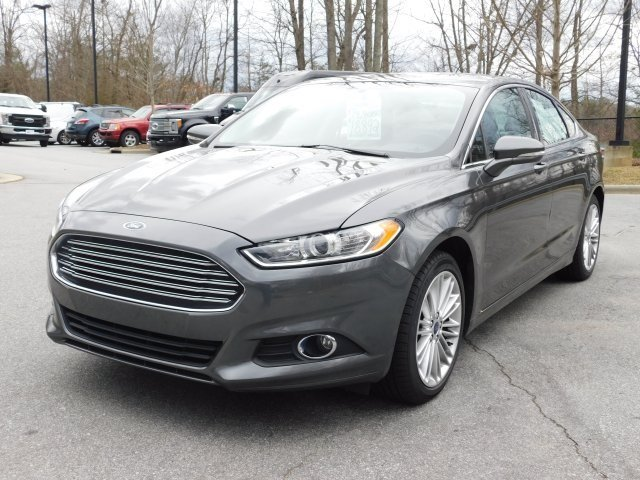 2016 Ford Fusion SE 4 Door AWD Automatic