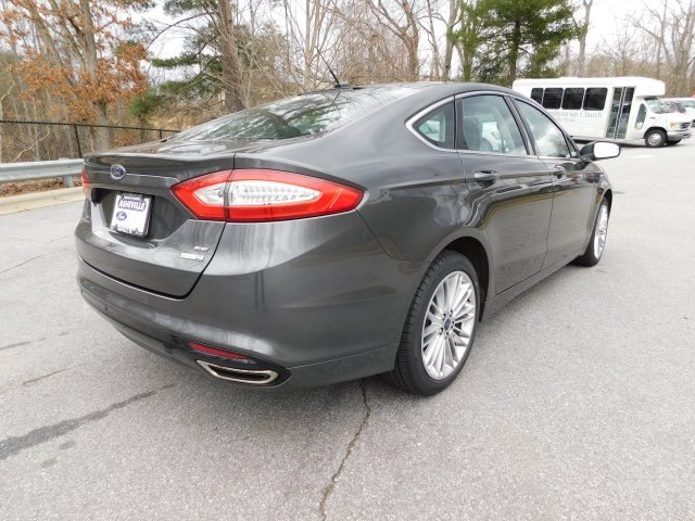 2016 Ford Fusion SE AWD 4 Door Sedan EcoBoost 2.0L I4 GTDi DOHC Turbocharged VCT Engine Automatic