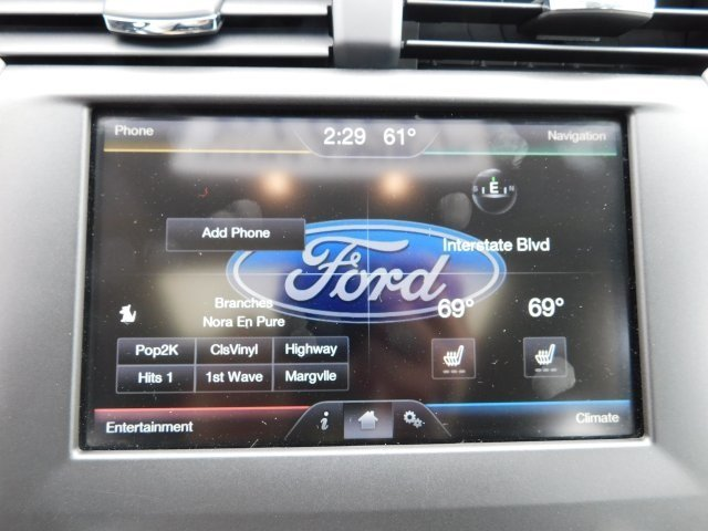 2016 Magnetic Ford Fusion SE AWD Sedan EcoBoost 2.0L I4 GTDi DOHC Turbocharged VCT Engine 4 Door