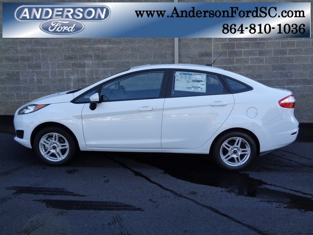 2018 Ford Fiesta SE FWD 4 Door Automatic