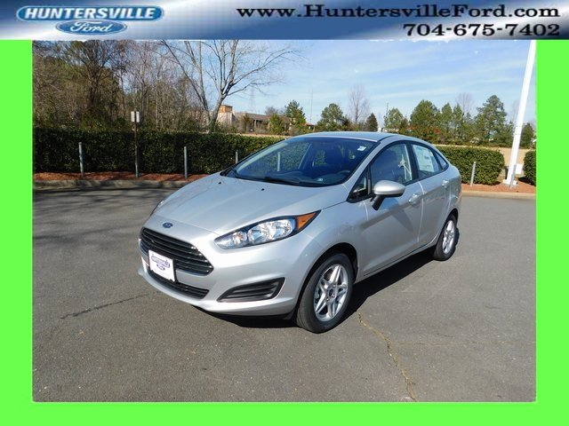 2019 Ford Fiesta SE 1.6L I4 Ti-VCT Engine 4 Door FWD