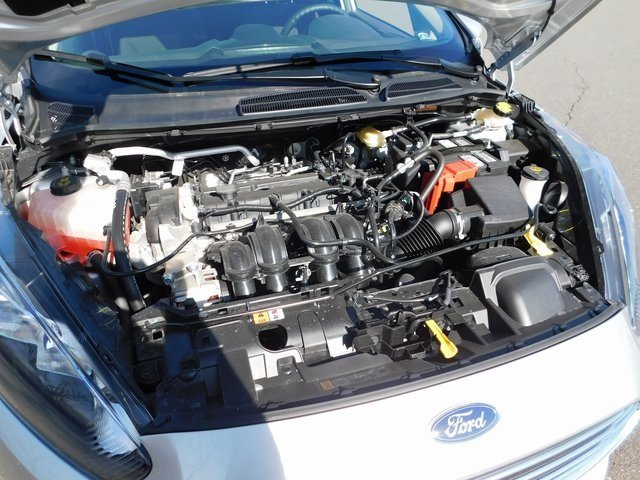 2019 Ford Fiesta SE 1.6L I4 Ti-VCT Engine Automatic 4 Door