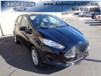 2019 Shadow Black Ford Fiesta SE Automatic 1.6L I4 Ti-VCT Engine FWD