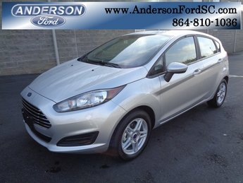 2018 Ford Fiesta SE Hatchback 1.6L I4 Ti-VCT Engine Automatic