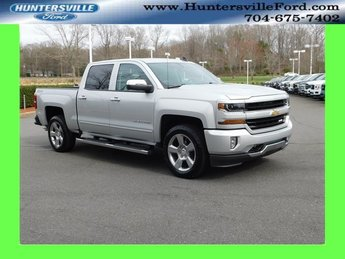 2018 Chevy Silverado 1500 LT Automatic 4 Door EcoTec3 5.3L V8 Engine Truck
