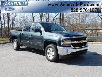 2018 Chevy Silverado 1500 LT LT1 4 Door 4X4 V8 Engine