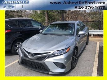 2018 Toyota Camry L Automatic 4 Door Sedan