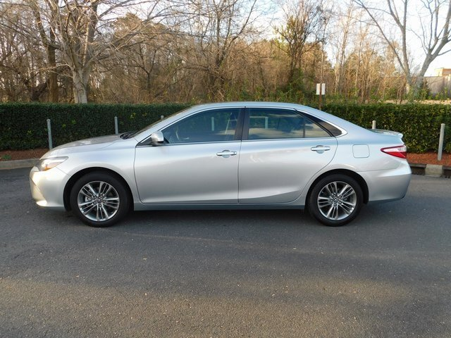 2016 Toyota Camry SE Automatic 4 Door 2.5L I4 SMPI DOHC Engine