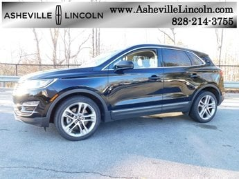 2017 Lincoln MKC Reserve AWD Automatic 4 Door SUV