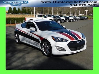 2016 Hyundai Genesis Coupe 3.8 Ultimate Coupe V6 Engine RWD 2 Door Automatic