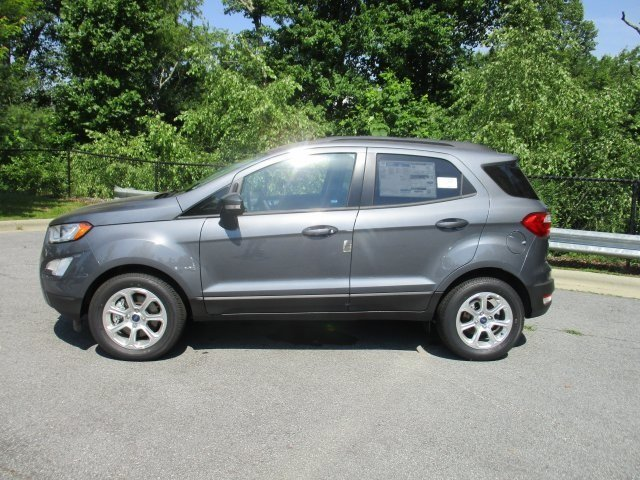 2018 Ford EcoSport SE FWD Automatic 4 Door
