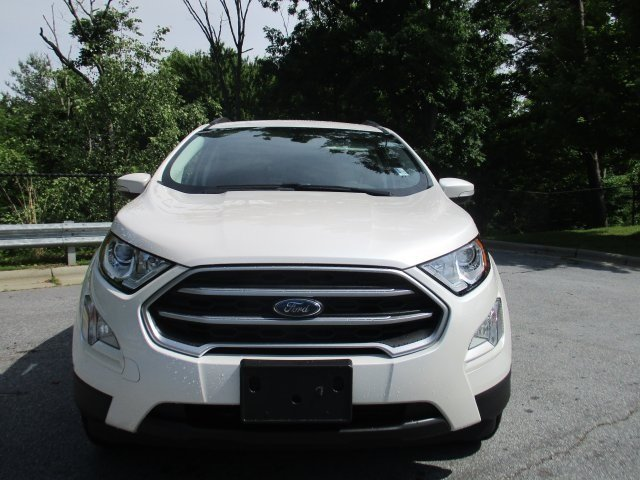 2018 Ford EcoSport SE FWD 4 Door EcoBoost 1.0L I3 GTDi DOHC Turbocharged VCT Engine SUV Automatic
