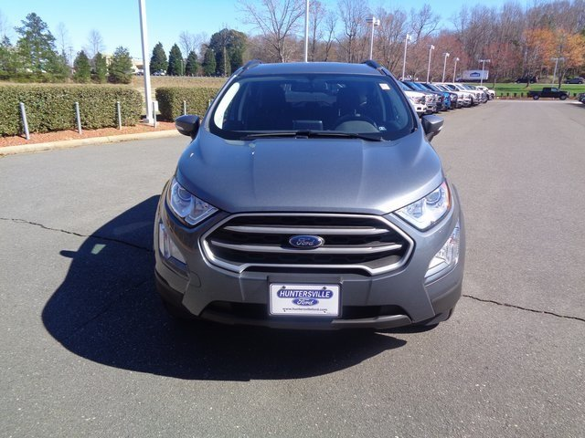 2018 Ford EcoSport SE EcoBoost 1.0L I3 GTDi DOHC Turbocharged VCT Engine SUV 4 Door FWD Automatic