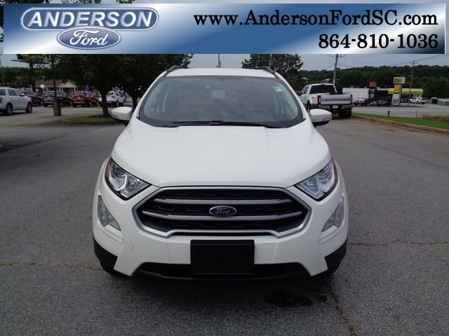 2018 Ford EcoSport SE Automatic 4 Door SUV FWD
