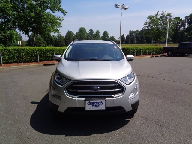 2018 Ford EcoSport SE FWD Automatic EcoBoost 1.0L I3 GTDi DOHC Turbocharged VCT Engine 4 Door